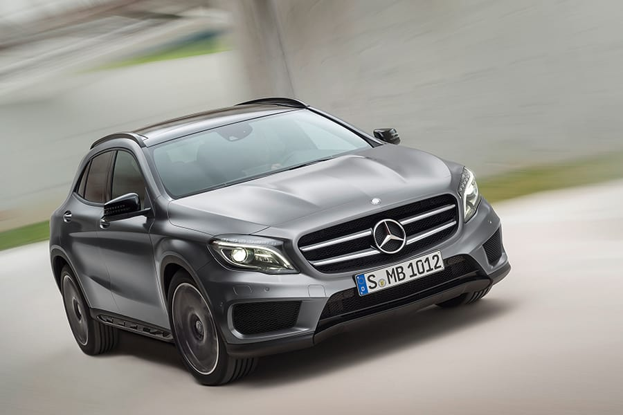 Mercedes-Benz GLA-klasse X156 2014 - now SUV 5 door #2