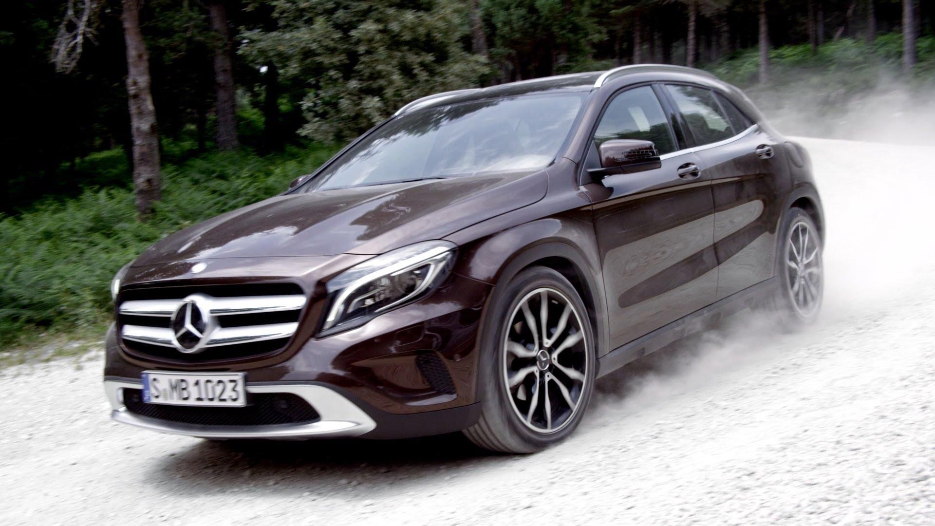 Mercedes-Benz GLA-klasse X156 2014 - now SUV 5 door #6