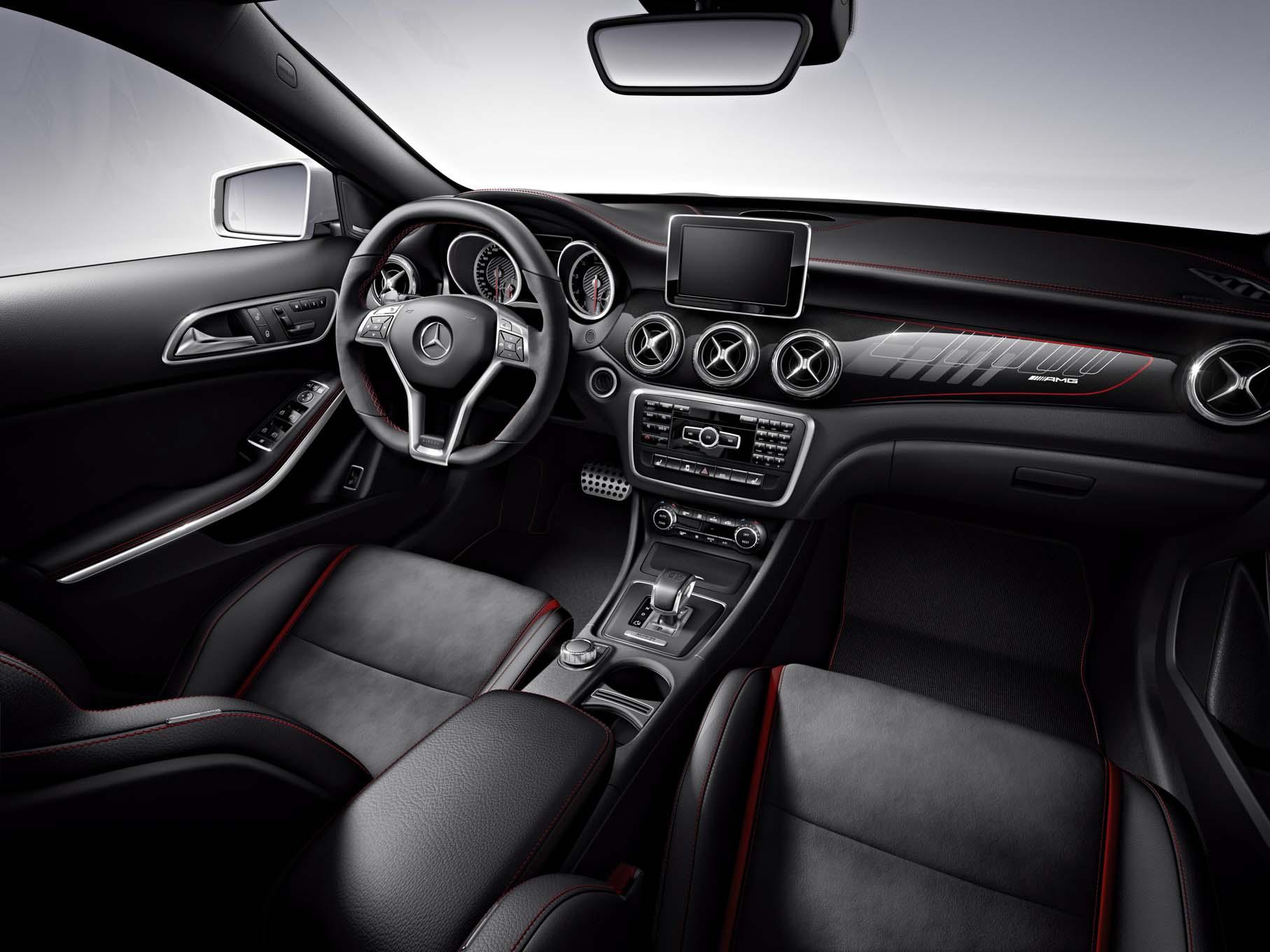 Mercedes-Benz GLA-klasse AMG X156 2014 - now SUV 5 door #3