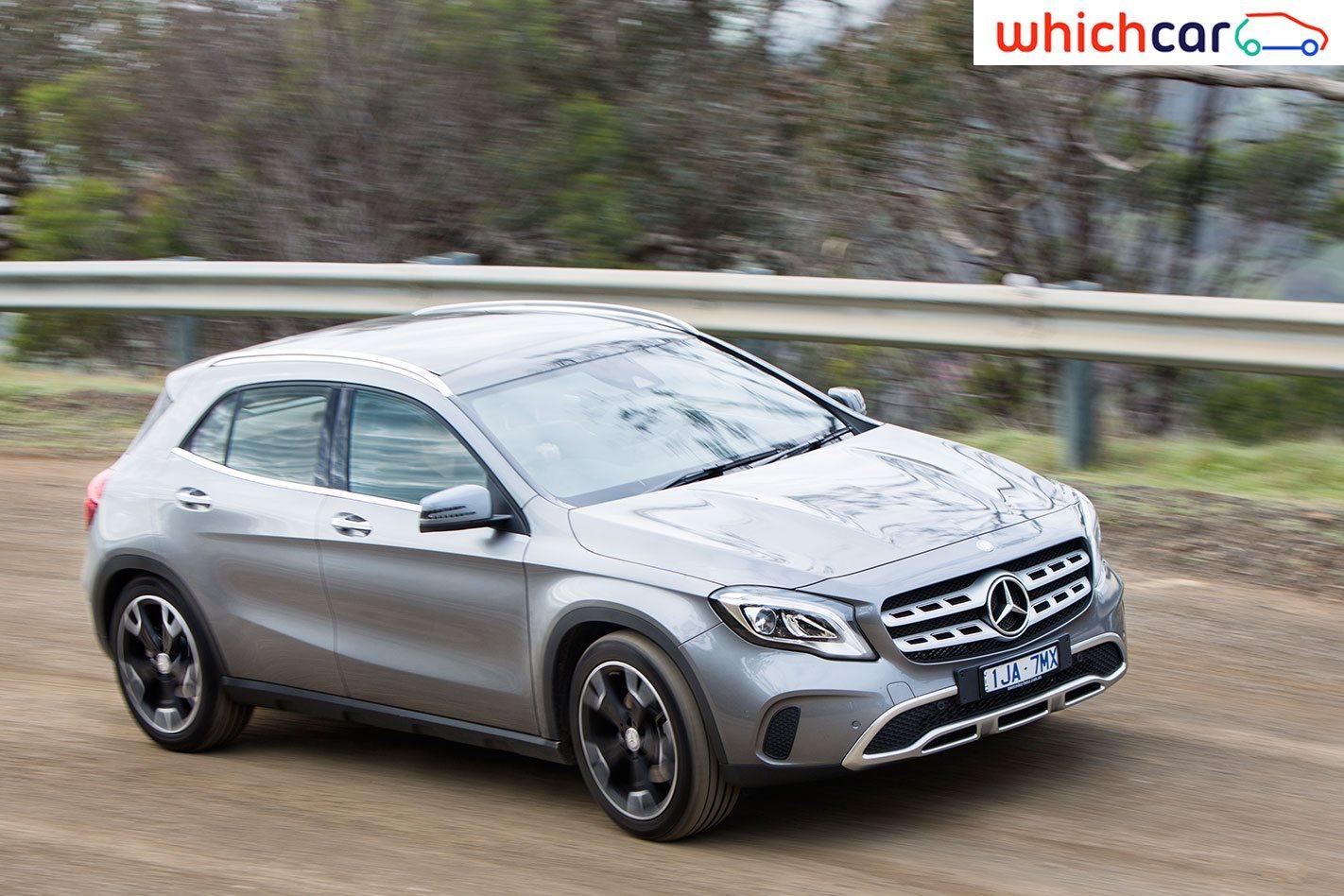 Mercedes-Benz GLA-klasse X156 Restyling 2017 - now SUV 5 door #1