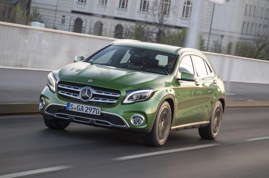 Mercedes-Benz GLA-klasse X156 Restyling 2017 - now SUV 5 door #5