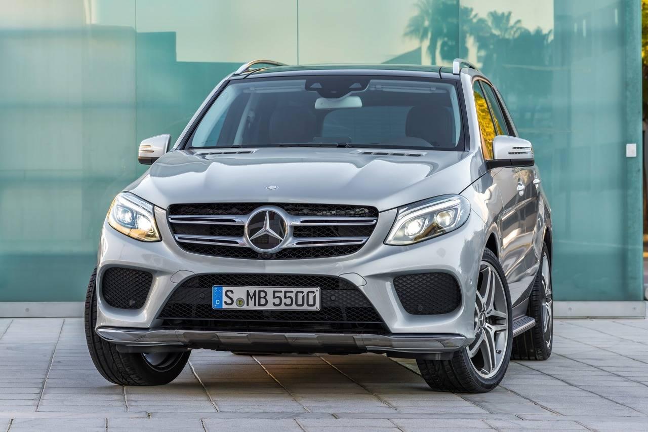 Mercedes-Benz GLE 2015 - now SUV 5 door #6