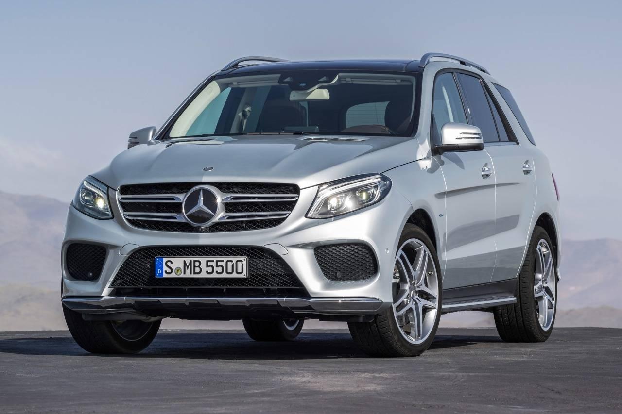 Mercedes-Benz GLE 2015 - now SUV 5 door #1