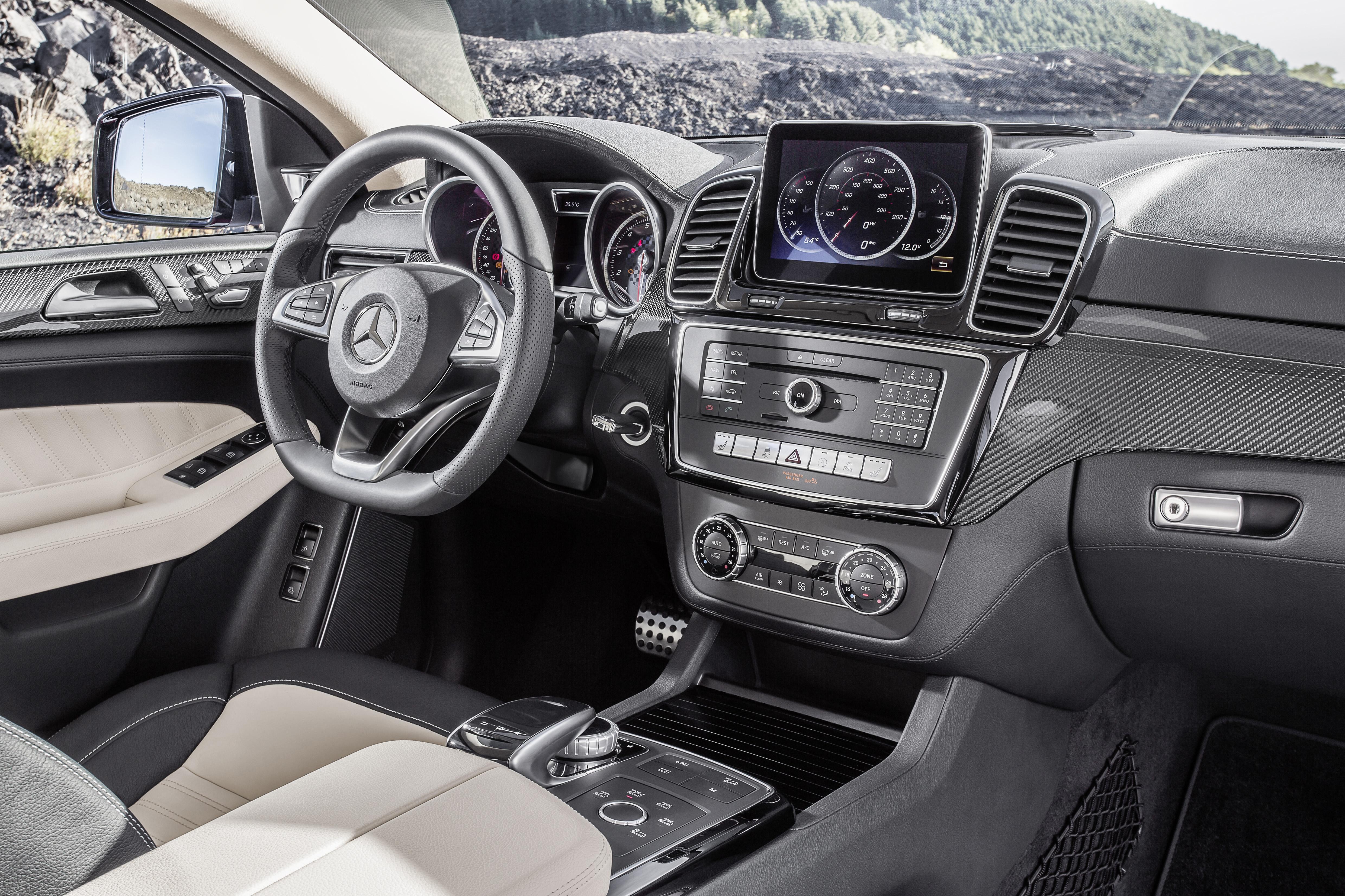 Mercedes-Benz GLE AMG W166 2015 - now SUV 5 door #5