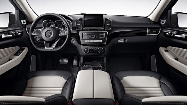 Mercedes-Benz GLE AMG W166 2015 - now SUV 5 door #6