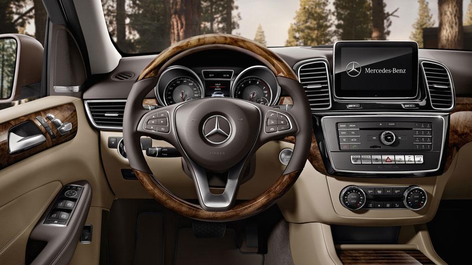 Mercedes-Benz GLE AMG W166 2015 - now SUV 5 door #7