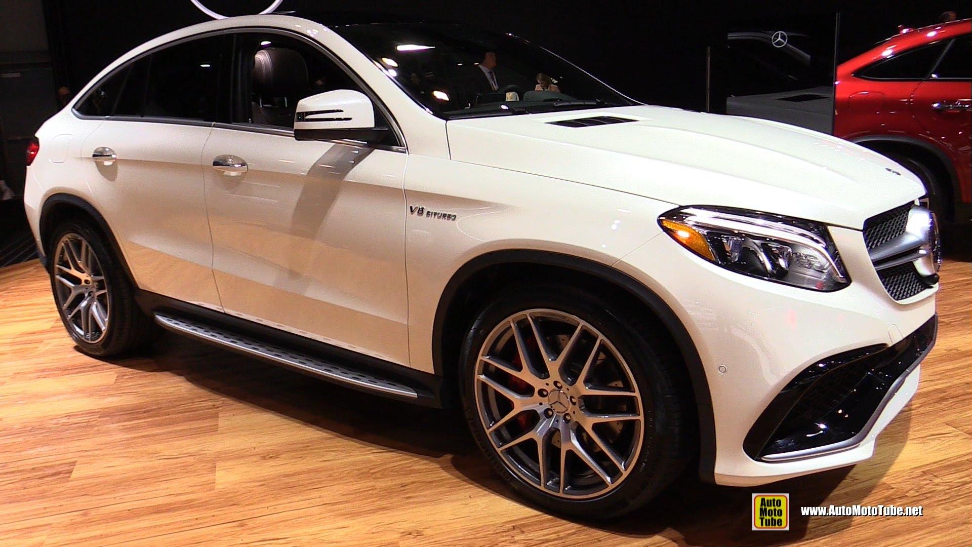 Mercedes-Benz GLE Coupe 2015 - now SUV 5 door #6