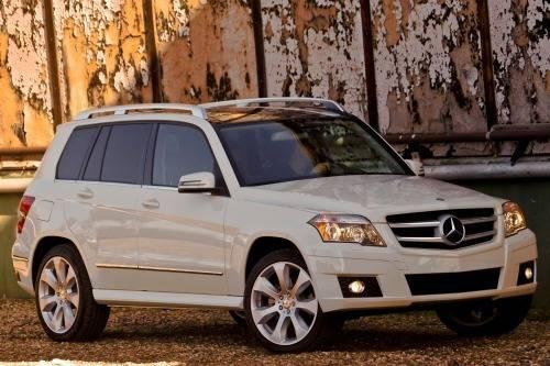 Mercedes-Benz GLK-klasse I (X204) 2008 - 2012 SUV 5 door #3