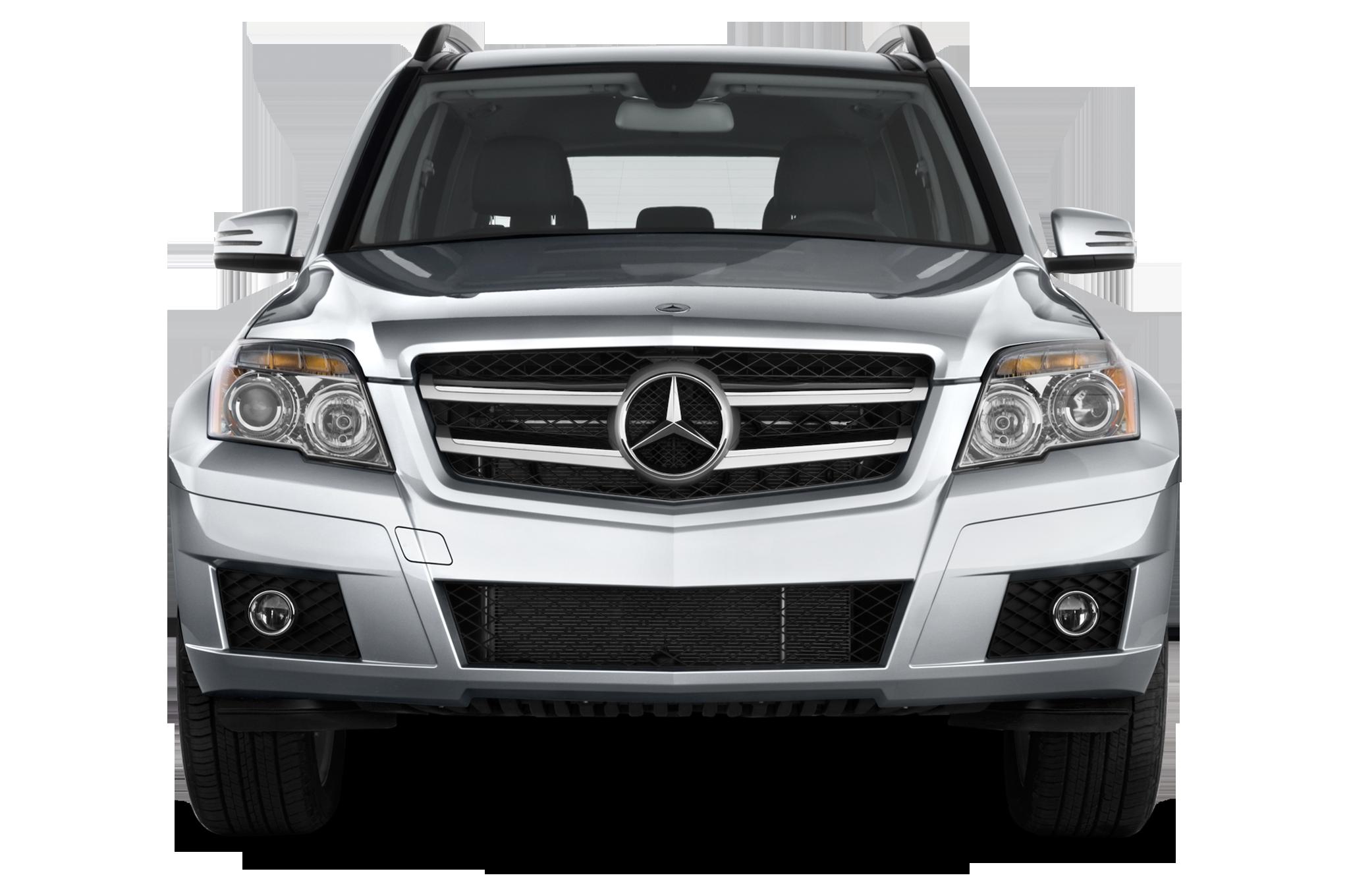 Mercedes-Benz GLK-klasse I (X204) 2008 - 2012 SUV 5 door #6