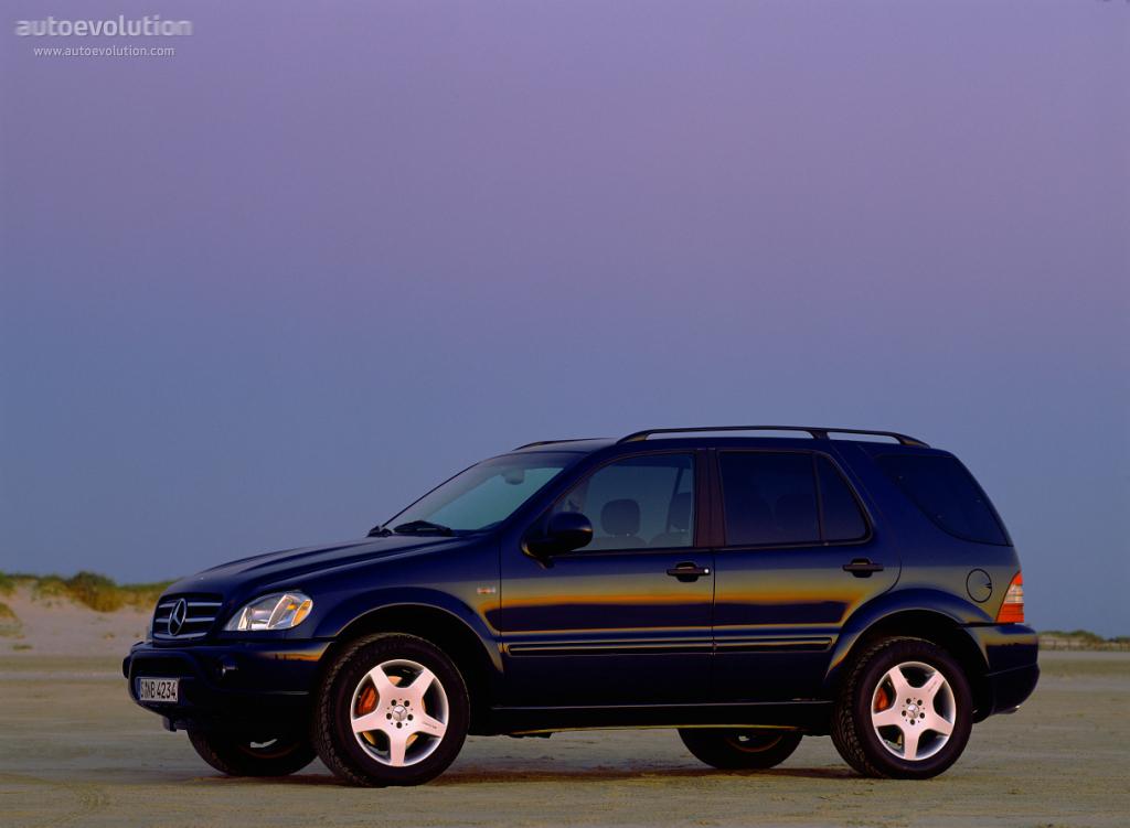 Mercedes-Benz M-klasse AMG I (W163) 2000 - 2001 SUV 5 door #2