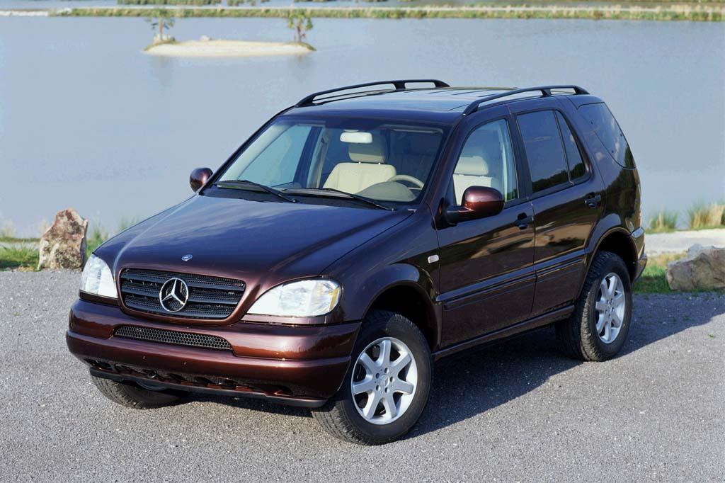 Mercedes-Benz M-klasse AMG I (W163) 2000 - 2001 SUV 5 door #3