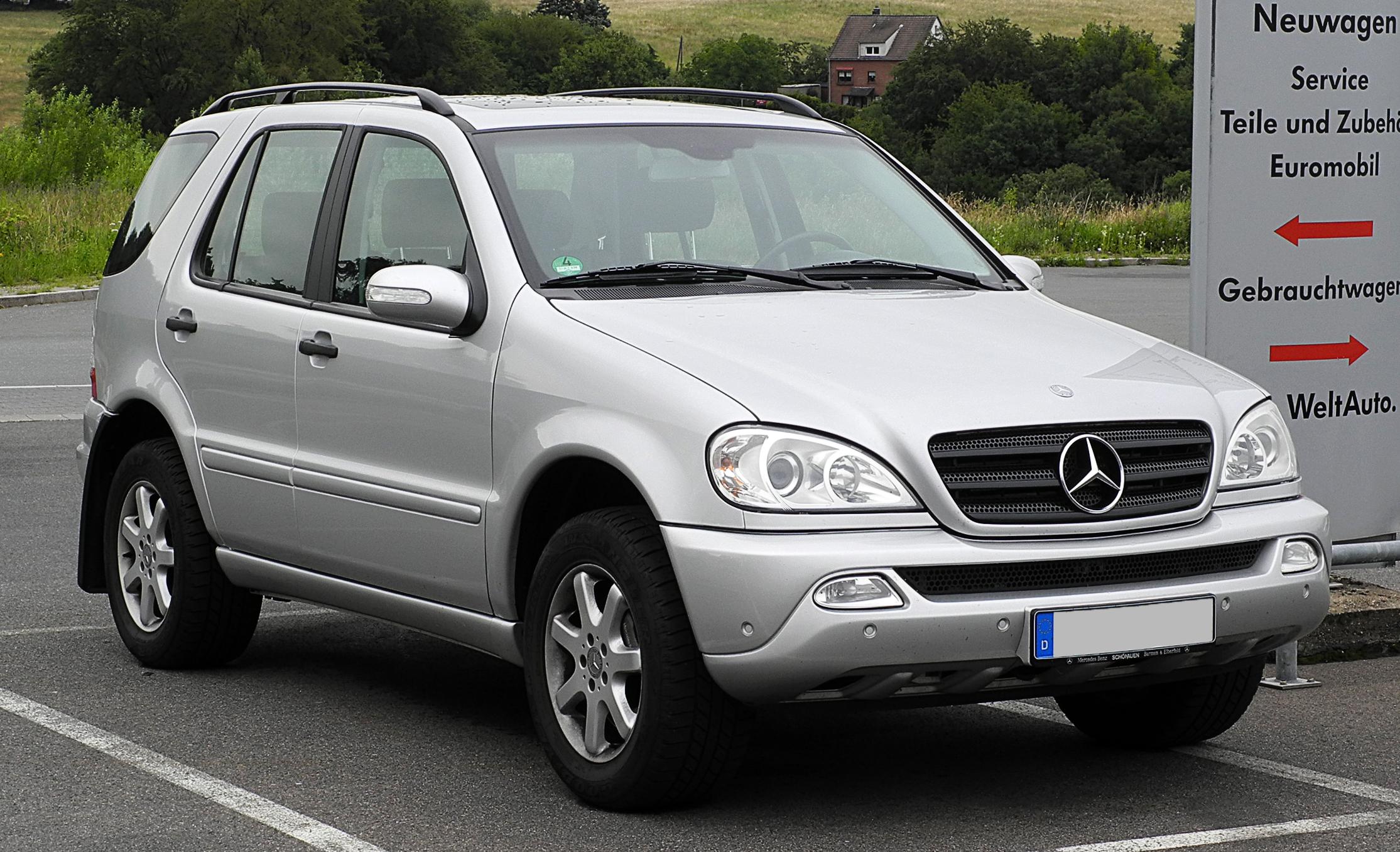 Mercedes-Benz M-klasse AMG I (W163) Restyling 2001 - 2005 SUV 5 door #5