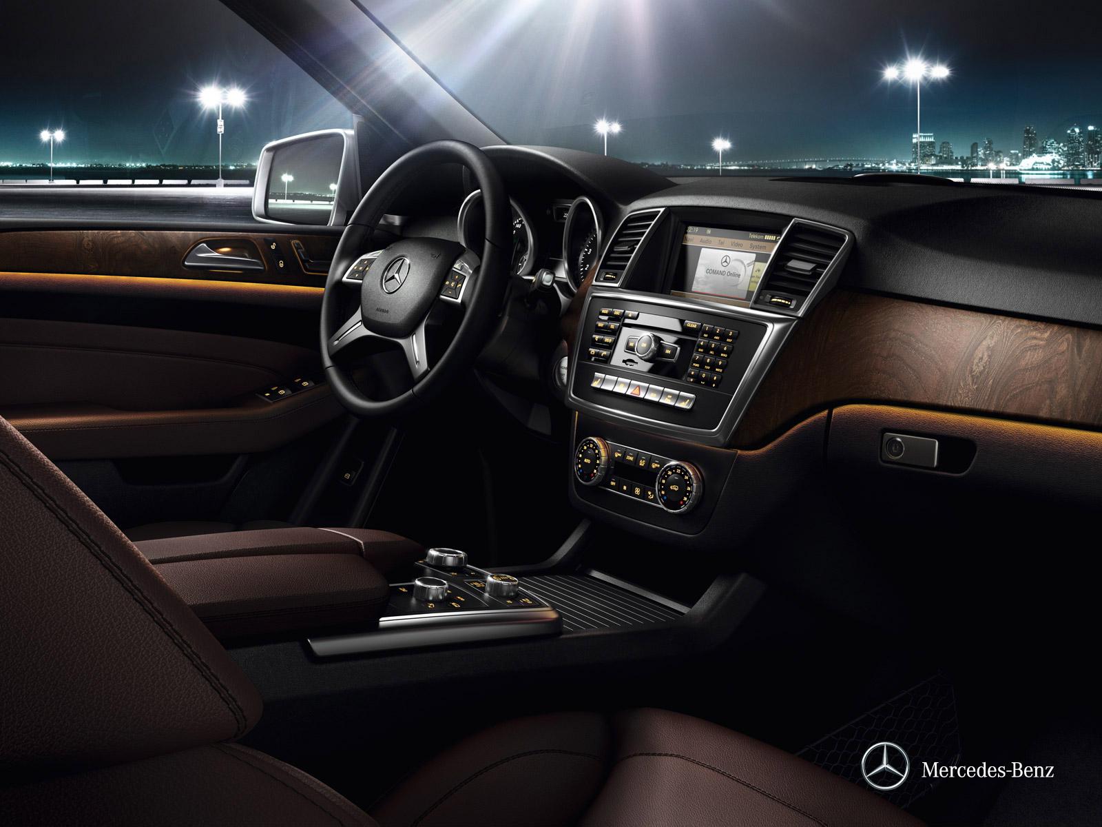 Mercedes-Benz M-klasse III (W166) 2011 - 2015 SUV 5 door #5