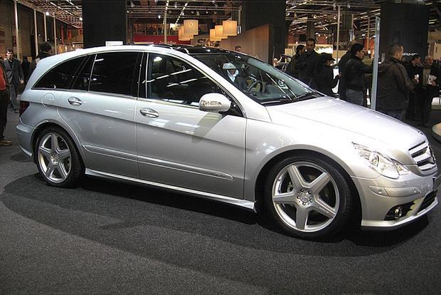 Mercedes-Benz R-klasse I Restyling 2 2010 - now Minivan #8
