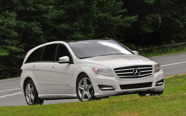 Mercedes-Benz R-klasse I Restyling 2 2010 - now Minivan #7