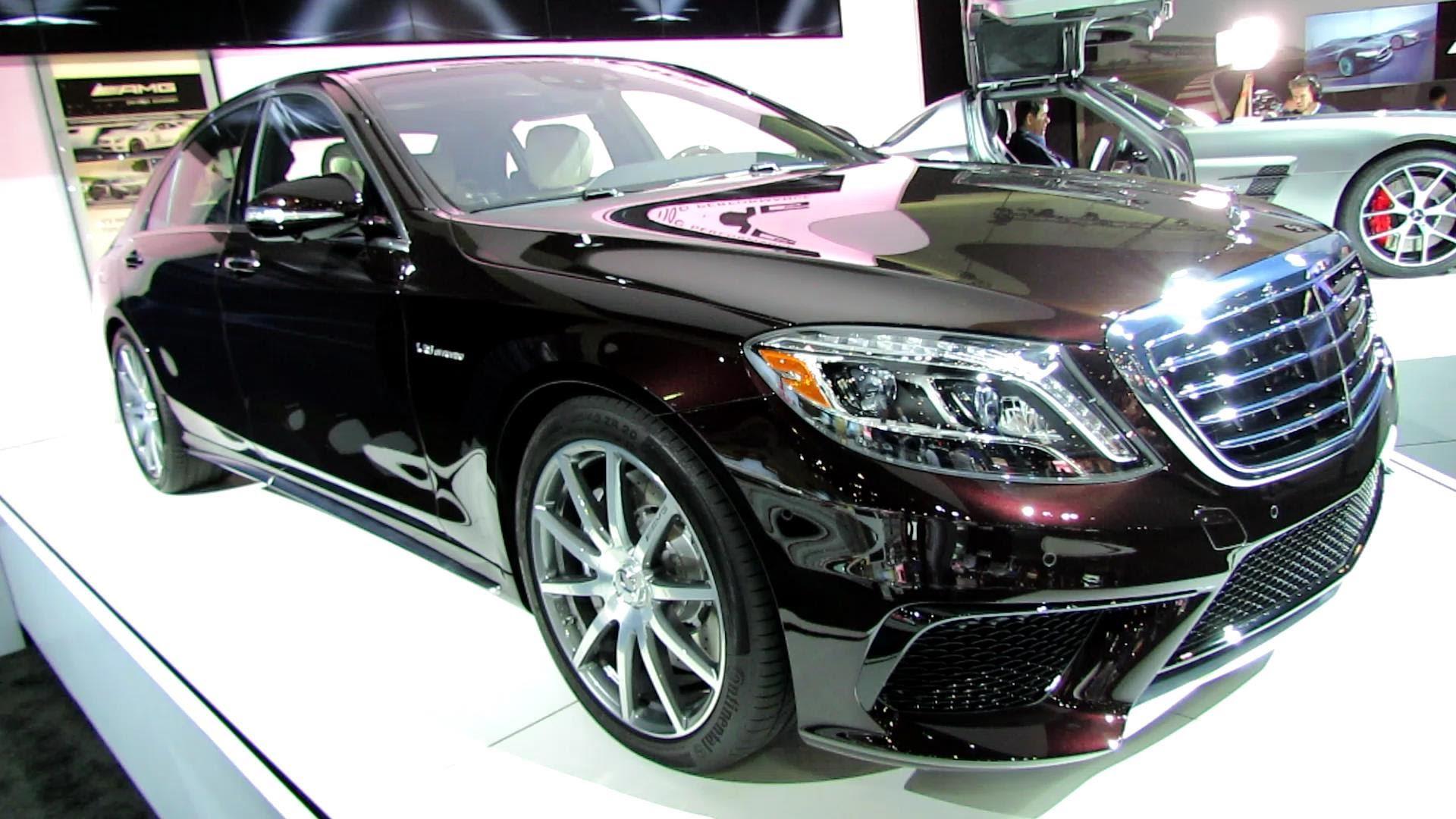 Mercedes-Benz S-klasse VI (W222, C217) 2013 - now Sedan #2