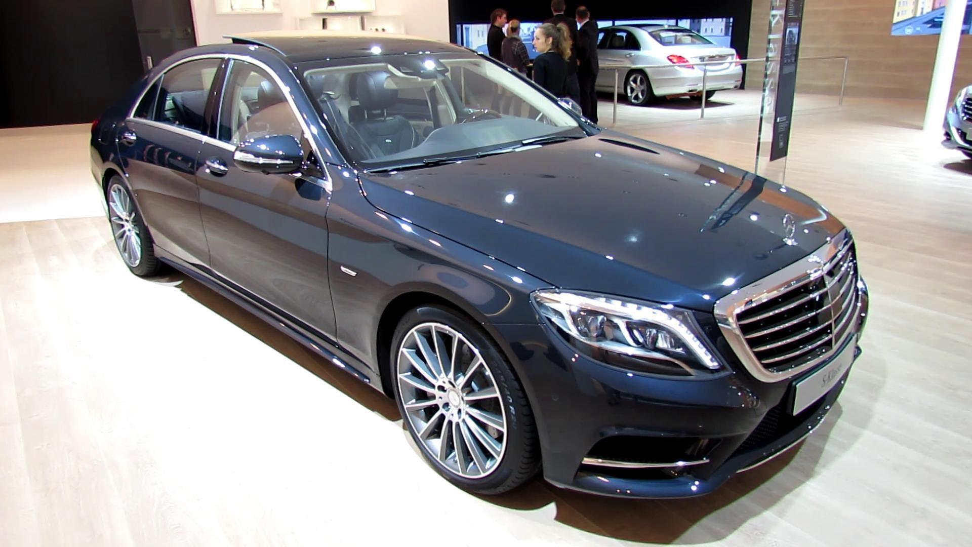 Mercedes-Benz S-klasse VI (W222, C217) 2013 - now Sedan #7