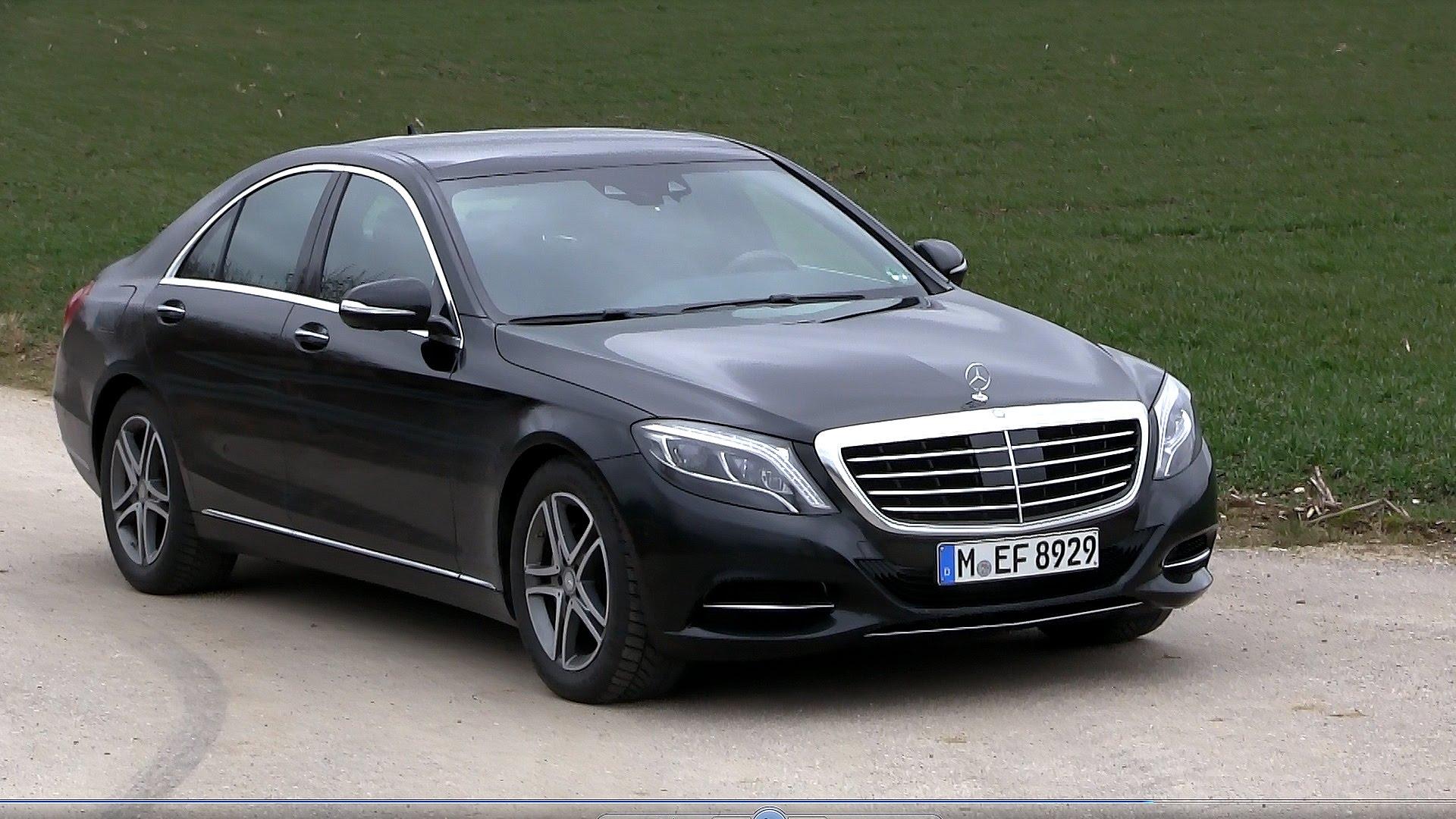 Mercedes-Benz S-klasse VI (W222, C217) 2013 - now Sedan #1