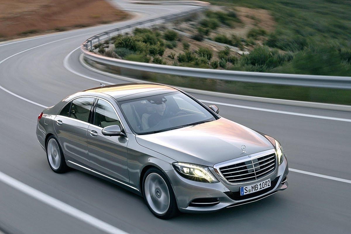 Mercedes-Benz S-klasse VI (W222, C217) 2013 - now Sedan #6