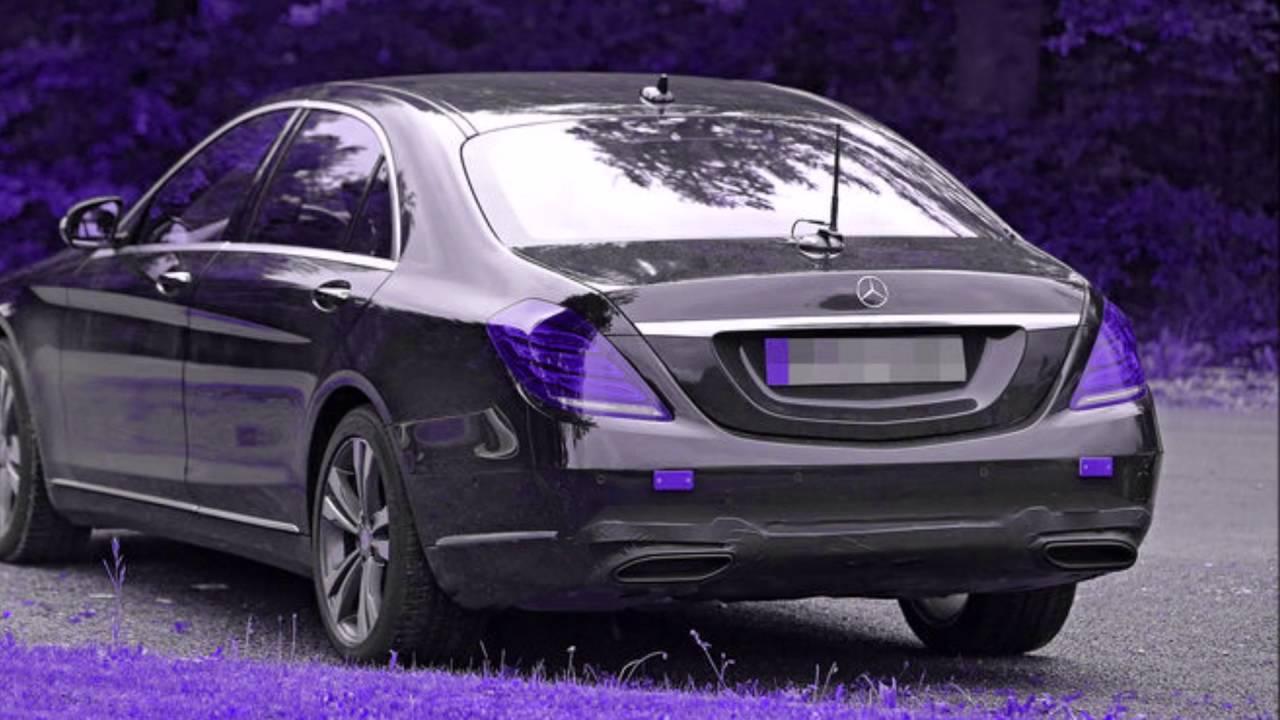 Mercedes-Benz S-klasse VI (W222, C217) Restyling 2017 - now Sedan #3