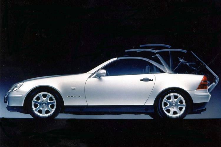 Mercedes-Benz SLK-klasse I (R170) 1996 - 2000 Roadster #2