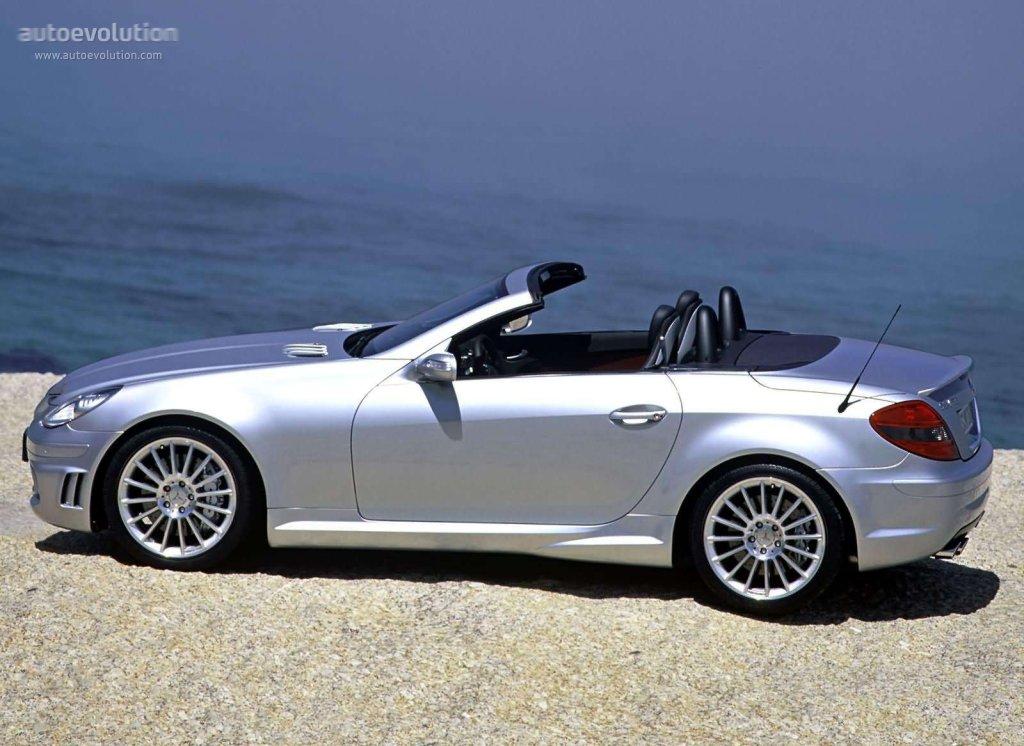 Mercedes-Benz SLK-klasse II (R171) 2004 - 2008 Roadster #7
