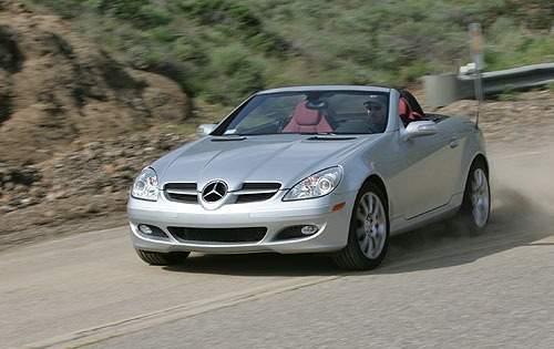 Mercedes-Benz SLK-klasse II (R171) Restyling 2008 - 2011 Roadster #2