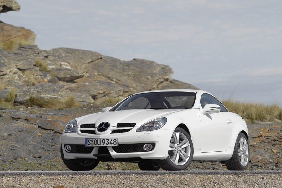 Mercedes-Benz SLK-klasse II (R171) Restyling 2008 - 2011 Roadster #4