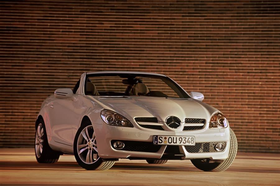 Mercedes-Benz SLK-klasse II (R171) Restyling 2008 - 2011 Roadster #7