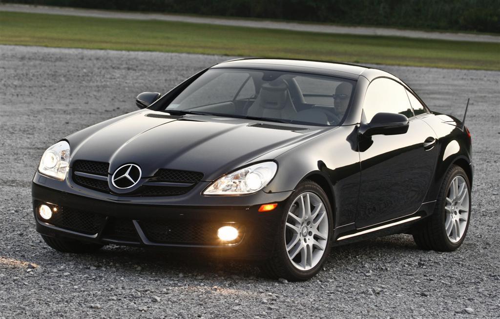 Mercedes-Benz SLK-klasse II (R171) 2004 - 2008 Roadster #2