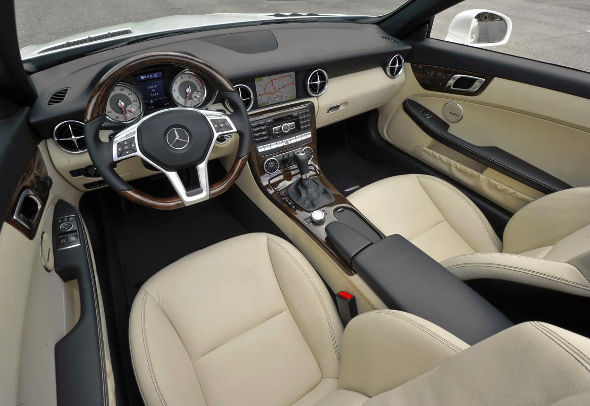 Mercedes-Benz SLK-klasse III (R172) 2011 - 2016 Roadster #8