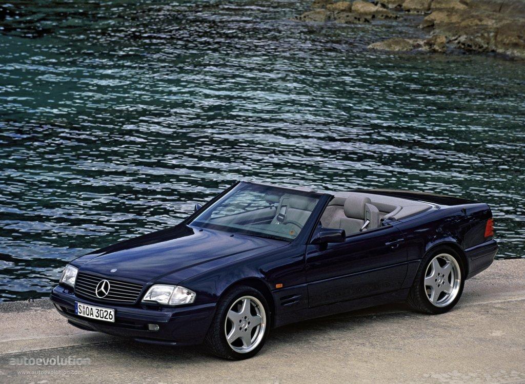 Mercedes-Benz SL-klasse AMG I (R129) 1995 - 1998 Roadster #4