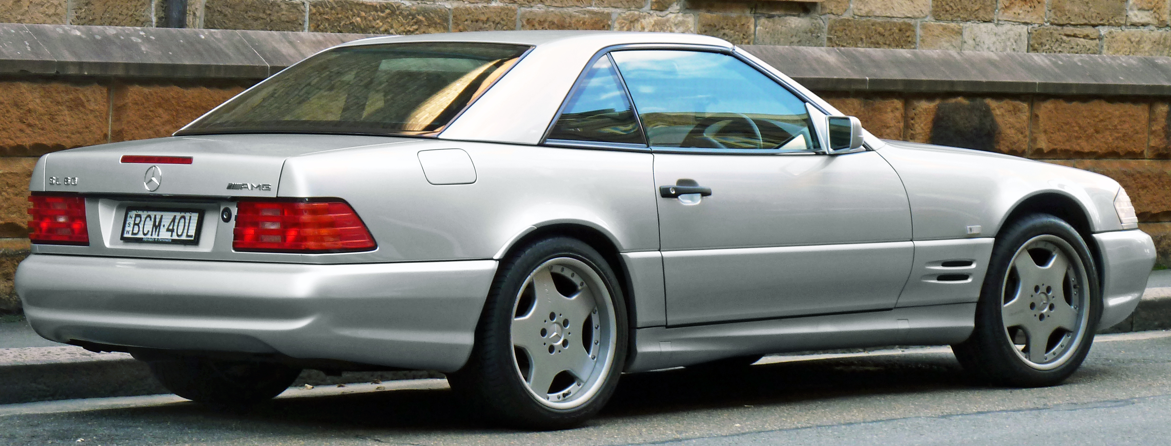 Mercedes-Benz SL-klasse AMG I (R129) 1995 - 1998 Roadster #5