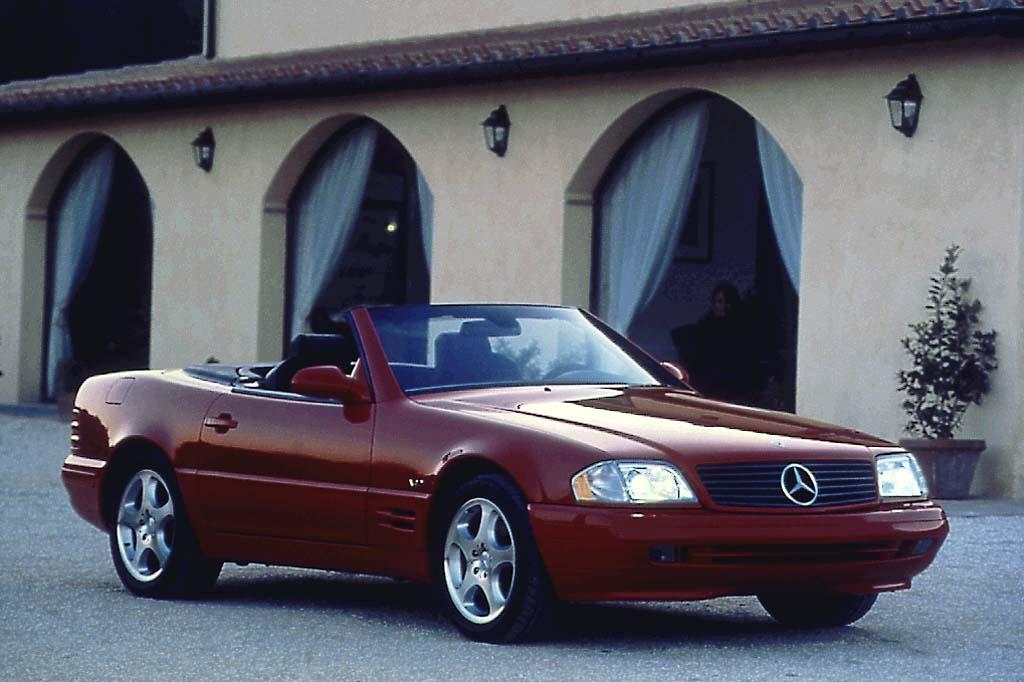 Mercedes-Benz SL-klasse AMG I (R129) 1995 - 1998 Roadster #2