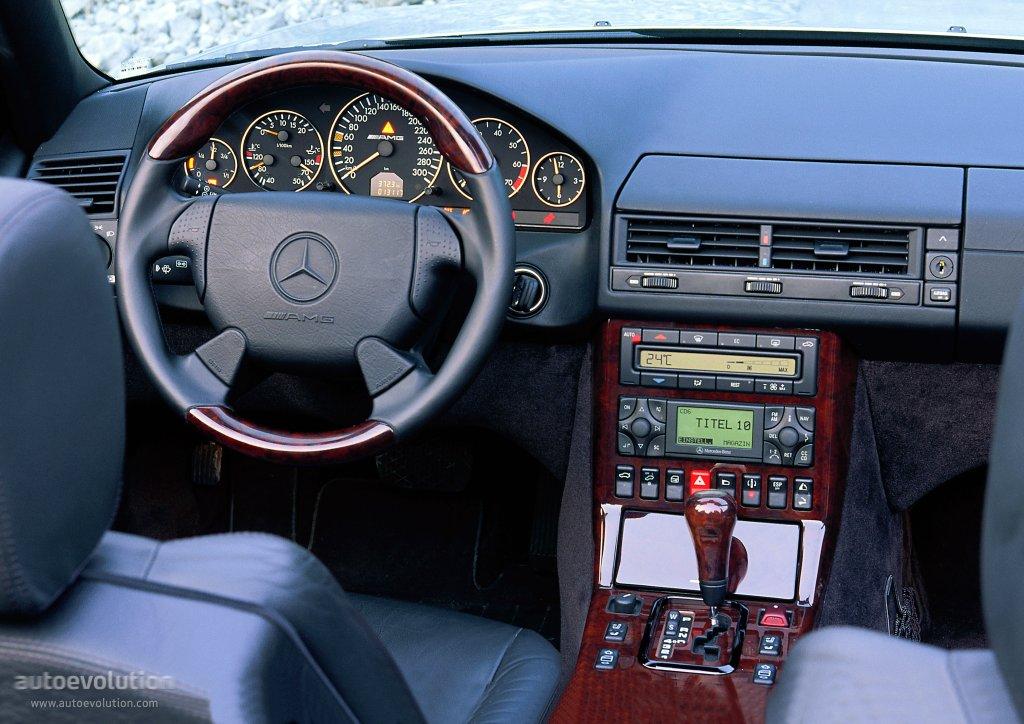 Mercedes-Benz SL-klasse AMG I (R129) 1995 - 1998 Roadster #6
