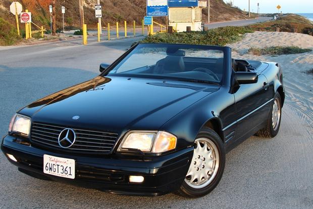 Mercedes-Benz SL-klasse AMG I (R129) 1995 - 1998 Roadster #3