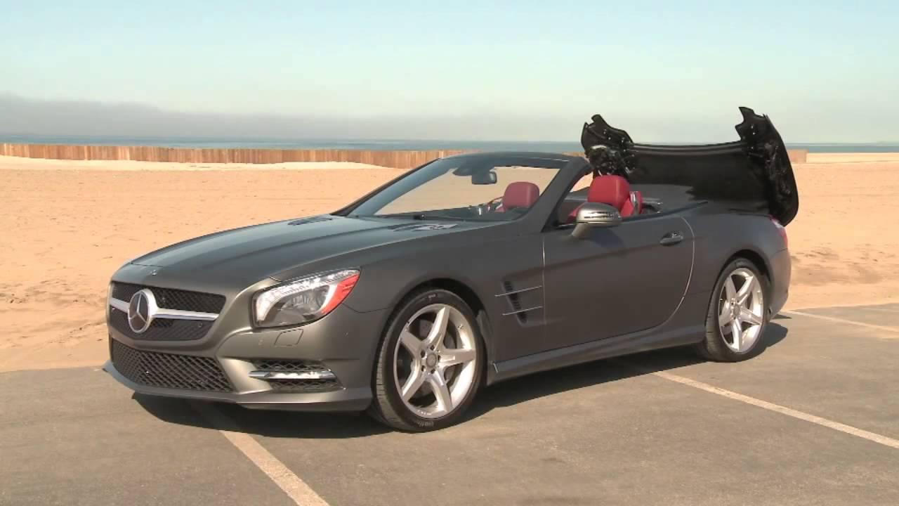 Mercedes-Benz SL-klasse VI (R231) Restyling 2016 - now Roadster #7