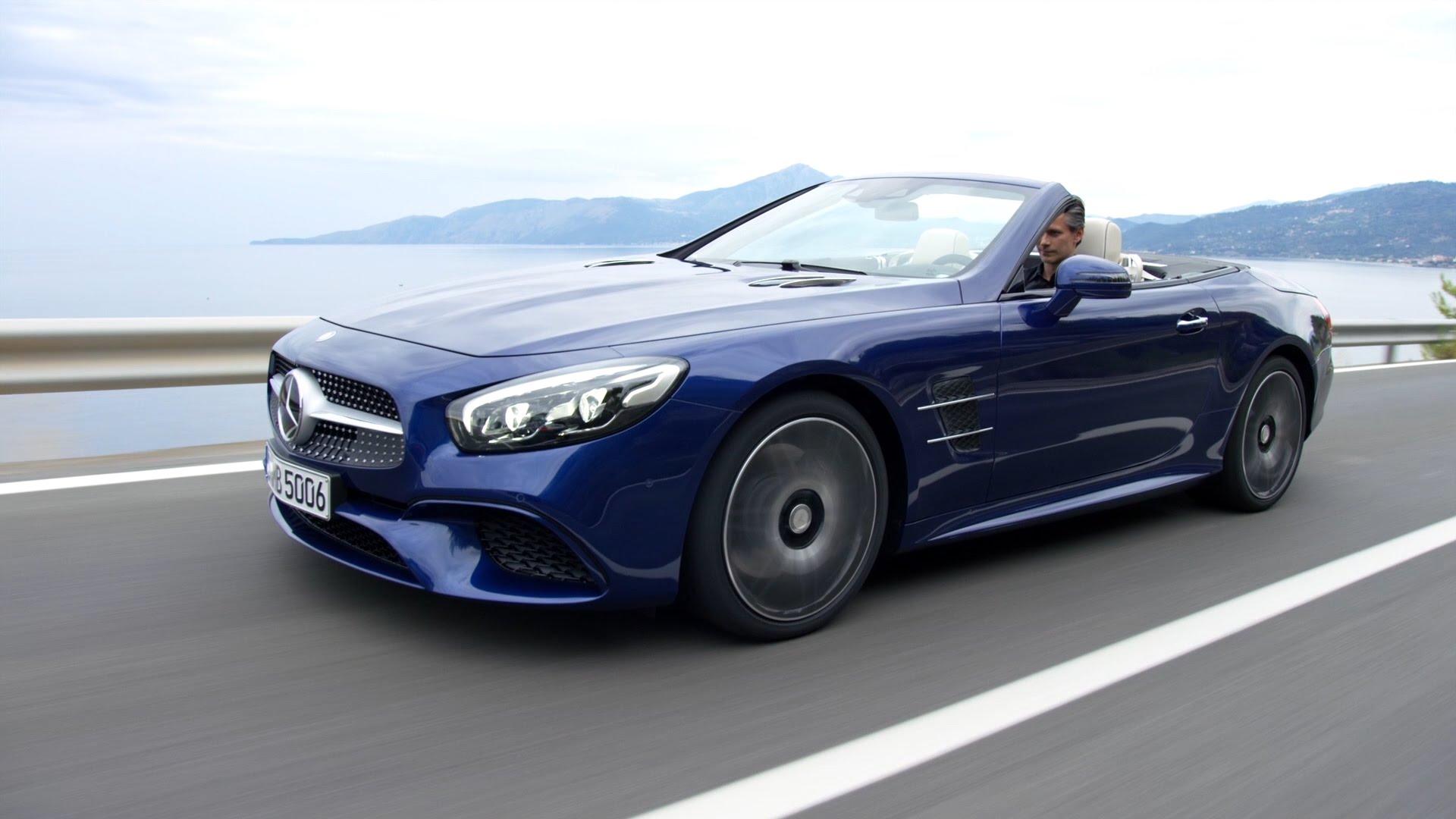 Mercedes-Benz SL-klasse VI (R231) Restyling 2016 - now Roadster #6