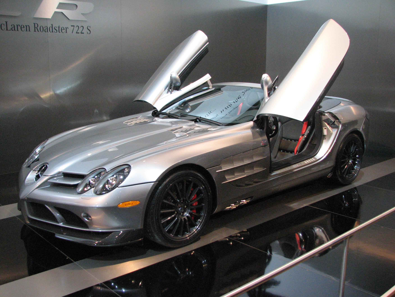Mercedes-Benz SLR McLaren 2003 - 2010 Coupe #3