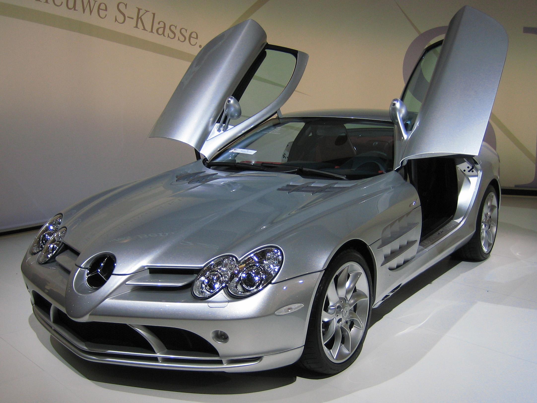 Mercedes-Benz SLR McLaren 2003 - 2010 Coupe #2