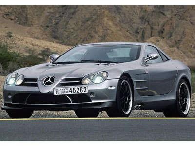 Mercedes-Benz SLR McLaren 2003 - 2010 Coupe #7