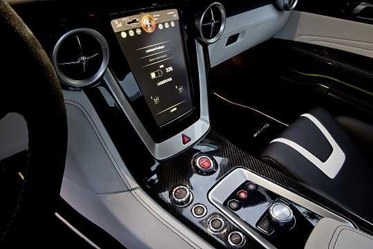Mercedes-Benz SLS AMG 2010 - 2014 Coupe #7