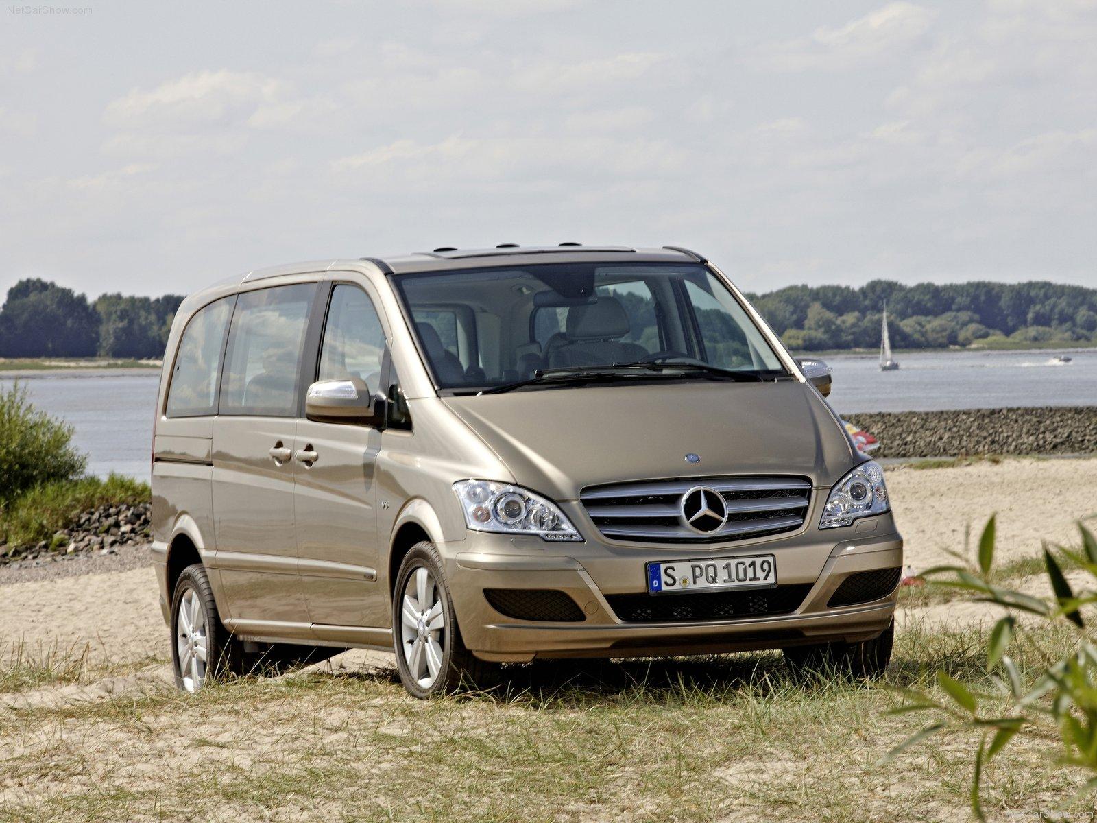 Mercedes-Benz Viano I (W639) 2004 - 2010 Minivan #8