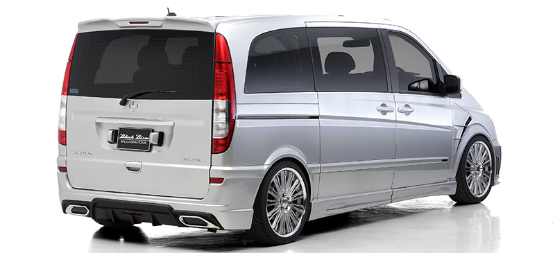 Mercedes-Benz Viano I (W639) Restyling 2010 - 2014 Minivan #4