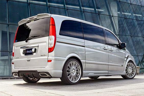Mercedes-Benz Viano I (W639) Restyling 2010 - 2014 Minivan #2