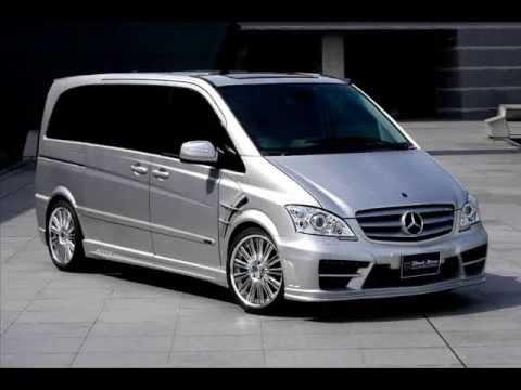 Mercedes-Benz Viano I (W639) Restyling 2010 - 2014 Minivan #8