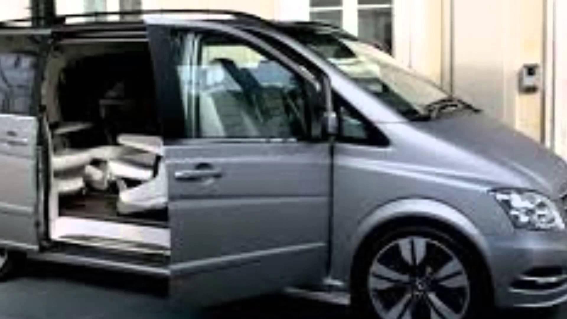 Mercedes-Benz Viano I (W639) Restyling 2010 - 2014 Minivan #5