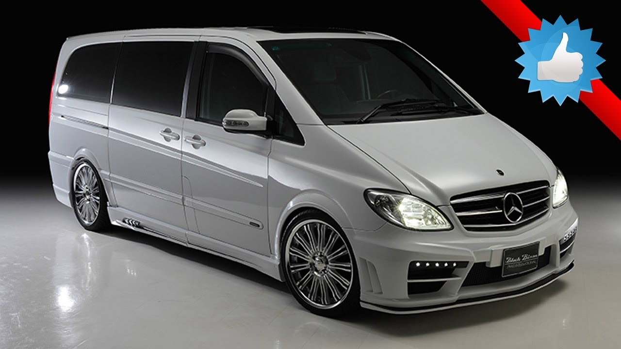 Mercedes-Benz Viano I (W639) Restyling 2010 - 2014 Minivan #6