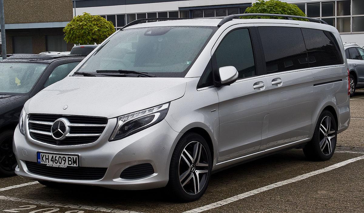 Mercedes-Benz Viano I (W639) Restyling 2010 - 2014 Minivan #7