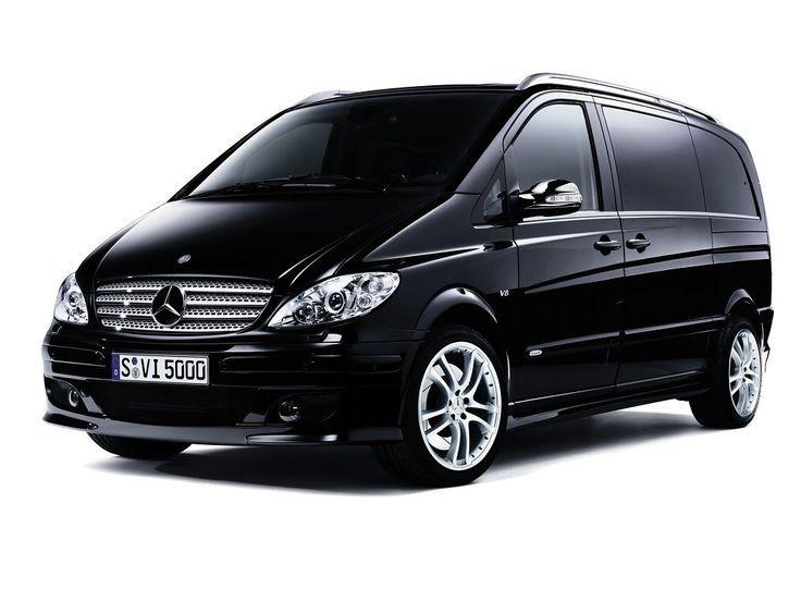 Mercedes-Benz Viano I (W639) Restyling 2010 - 2014 Minivan #1